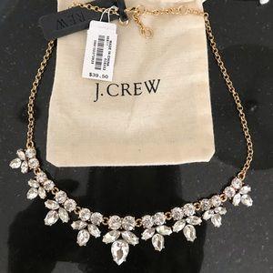 JCrew Brand NWT Faux Gemstone 💎 Necklace
